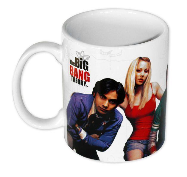 The Big Bang Theory Tasse