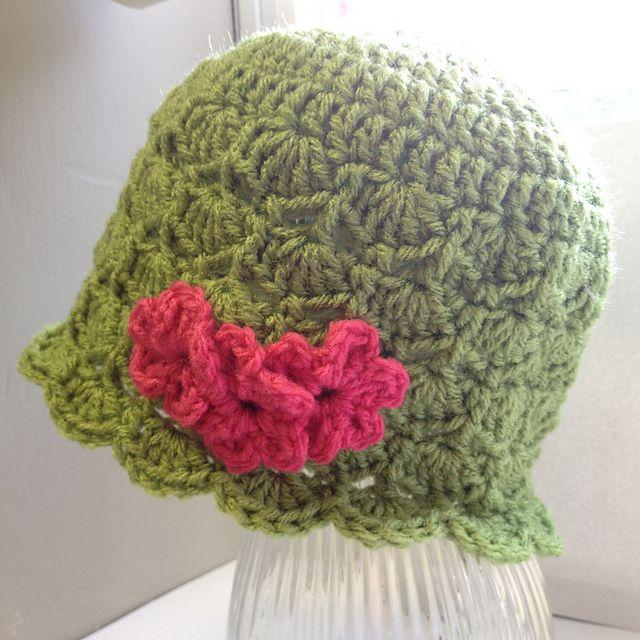 3-6 Month Baby Hat Crochet Pattern