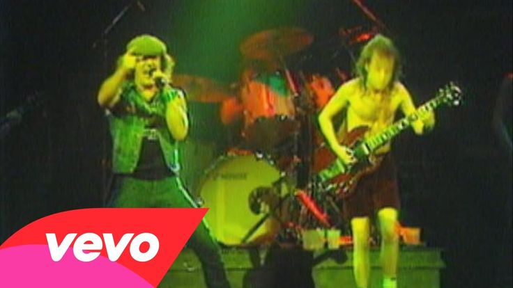 AC/DC - Flick of the Switch  (ღ˘⌣˘ღ) ♫・*:.。. .。.:*・