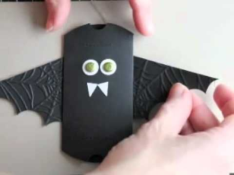 Stampin' Up! Bat {Project by: Heather Summers}
