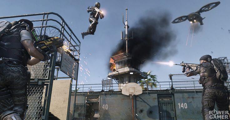 Call of Duty: Advanced Warfare är snart här, vilket betyder att Activision lägger i en andra växel när det kommer till marknadsföringen. http://www.powergamer.se/2014/10/20/call-of-duty-advanced-warfare-gameplay-launch-trailer/ #CallofDutyAdvancedWarfare