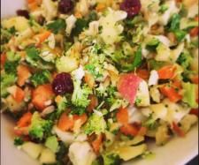 Recipe Cleansing Spring Salad by maritbynke - Recipe of category Side dishes