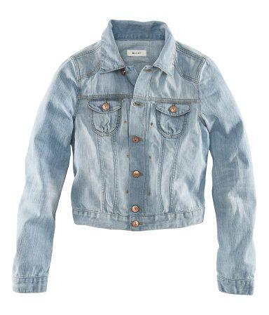 denim jacket for spring & sum