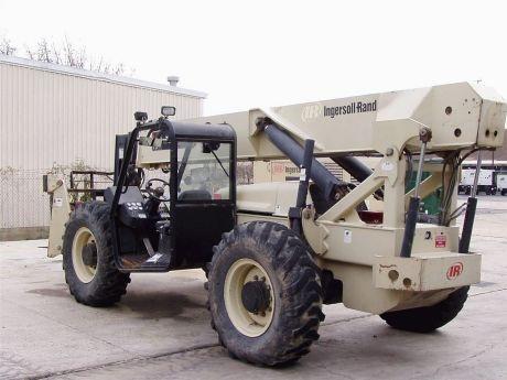 Ingersoll Rand Telehandler Forklifts    http://www.rockanddirt.com/equipment-for-sale/INGERSOLL-RAND/forklifts-telehandler