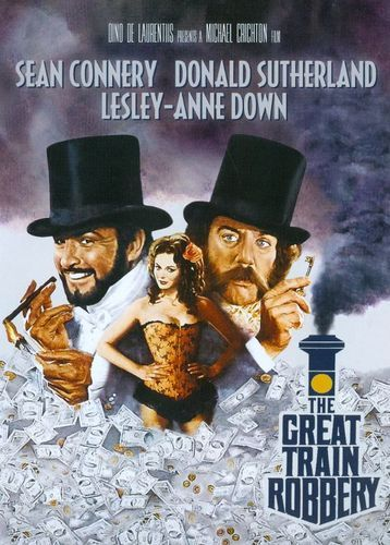 The Great Train Robbery [DVD] [1979]
