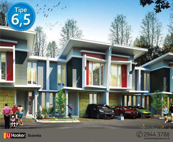 Cluster Garcia @ ModernLand, Tangerang_TYPE 6.5