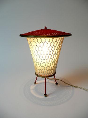 Vintage 1950s Lamp