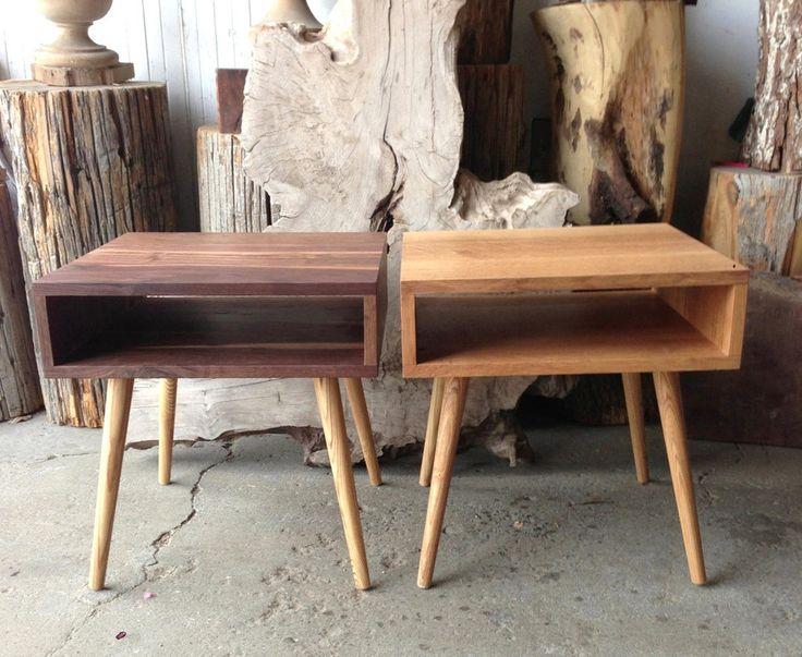 mid century side table corner tableliving furnituremodern