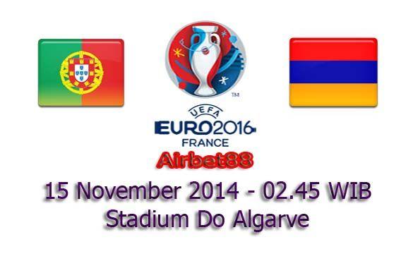 Taruhan Bola : Portugal Vs Armenia