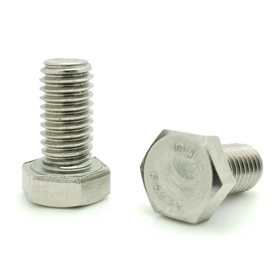 100 Qty 3 8 16 X 3 4 304 Stainless Steel Hex Head Cap Screw Bolts Bcp793 Hex Bolt Stainless Steel Nails Steel