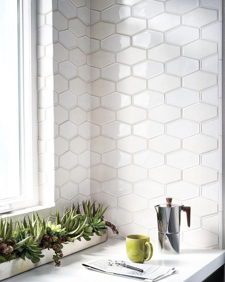 shaped subway tile backsplash madebyannsac pinteres