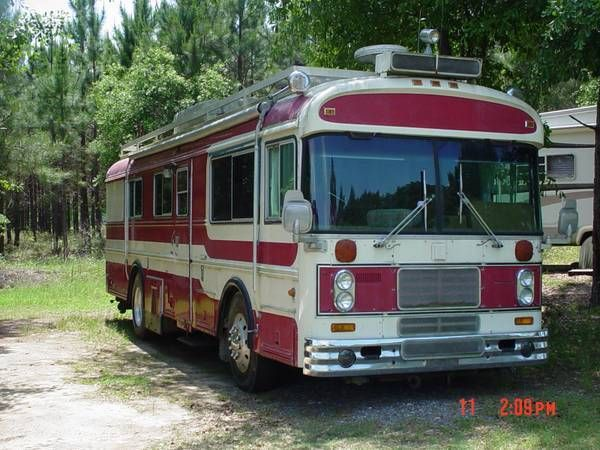 1982 Blue Bird Wanderlodge For Sale $11,500 in Cochran, Georgia - GreatVehicles.com Used RV Classified Ads