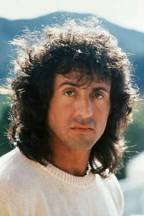 Sylvester Stallone looks like my brother in this pic