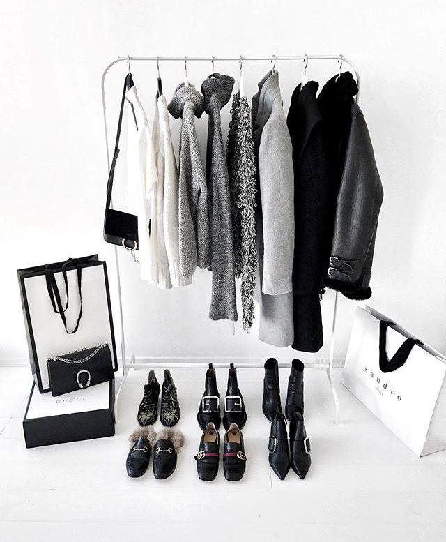 Coat rack. Wardrobe