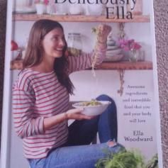 Used/Second hand Delicious Ella book