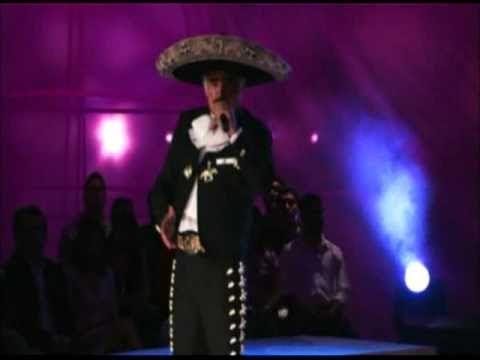 Vicente Fernandez- El Rey. (de los Mariachis!) THIS GENTLEMAN SINGS MEXICAN MUSIC REALLY BEAUTIFULLY.