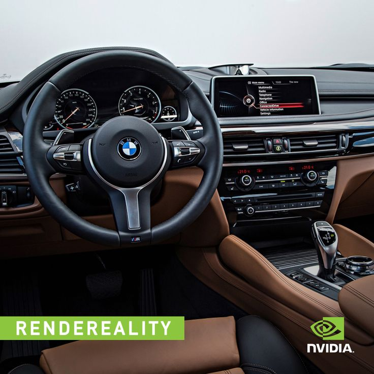 Bmw X6 Red Interior: Render Your Reality Images On