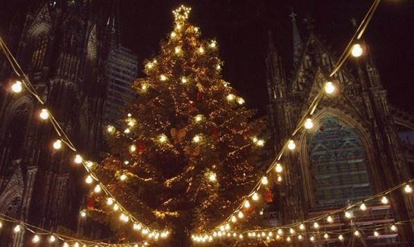 cathédrale de Cologne, en Allemagne.