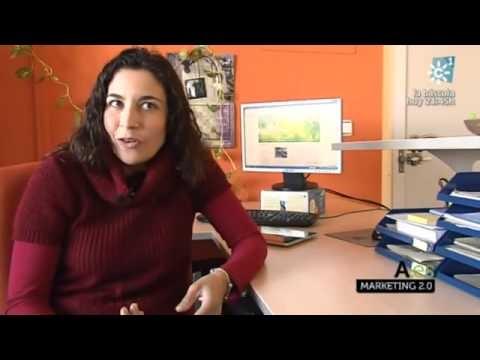 Enube Marketing Solutions en el programa Marketing 2.0 en Andalucia.es de Canal Sur Televisión