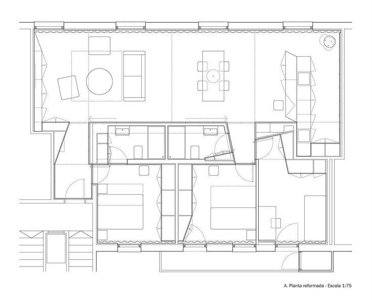 Gallery of Apartment Refurbishment in Pamplona / Iñigo Beguiristain - 15