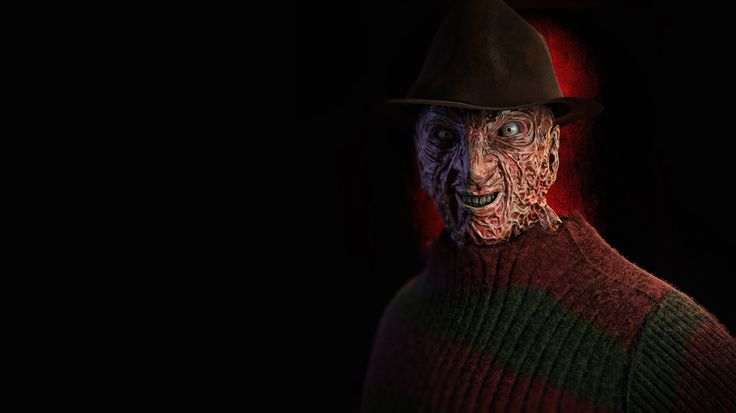 Digital Art Artwork Freddy Krueger Wallpaper X