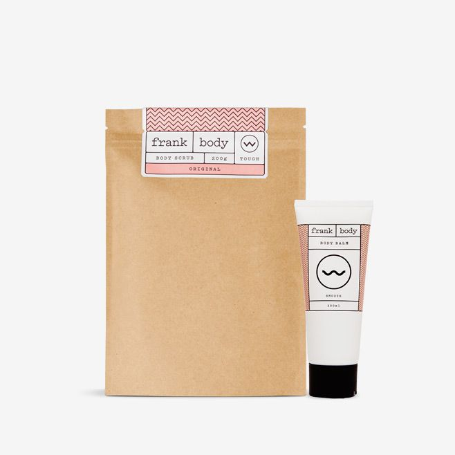 Frank Original Coffee Scrub – Frank Body || USA
