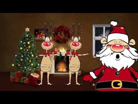 [Chanson de Noël] Le petit renne au nez rouge - YouTube