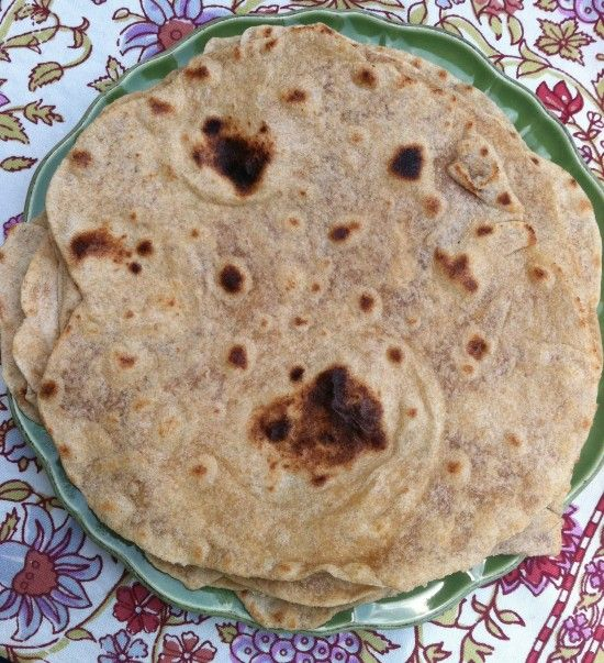 IMG 6510 e1373484695636 Homemade Whole Wheat Tortillas