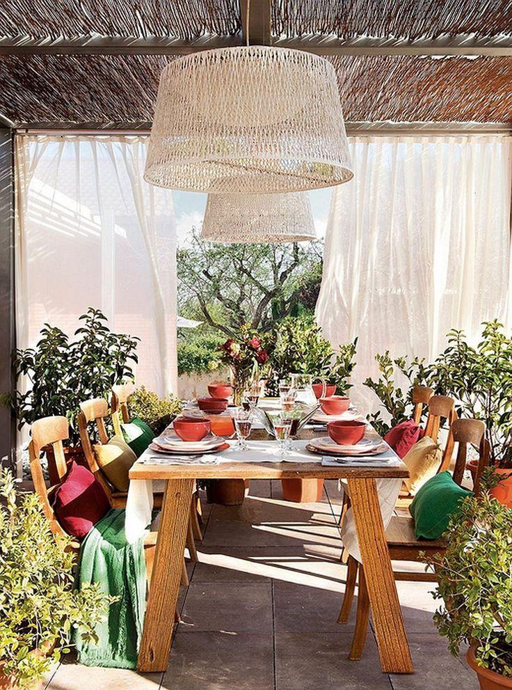 adelaparvu.com despre casa deschisa catre gradina, casa tip bungalou Spania, design Roger Bellera (2)