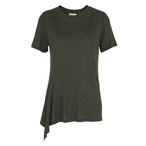 (ホイッスルズ) Whistles レディース トップス Tシャツ Whistles Asymmetric Hem Detail T-shirt 並行輸入品  新品【取り寄せ商品のため、お届けまでに2週間前後かかります。】 カラー:グリーン 素材:- 詳細は http://brand-tsuhan.com/product/%e3%83%9b%e3%82%a4%e3%83%83%e3%82%b9%e3%83%ab%e3%82%ba-whistles-%e3%83%ac%e3%83%87%e3%82%a3%e3%83%bc%e3%82%b9-%e3%83%88%e3%83%83%e3%83%97%e3%82%b9-t%e3%82%b7%e3%83%a3%e3%83%84-whistles-asymmetric-he/