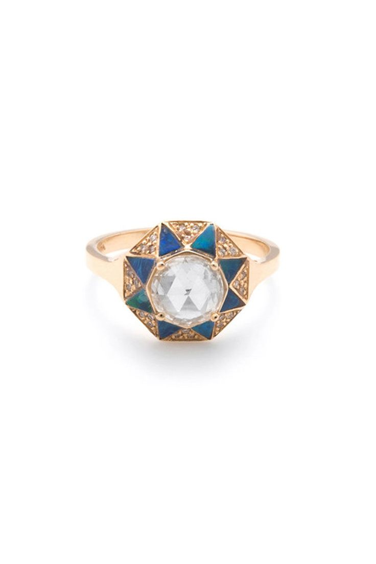 25 Alternative Engagement Rings for the Unconventional Bride