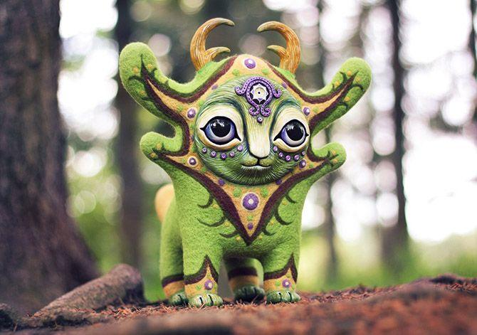 Соату. Хранитель древесных духов.
