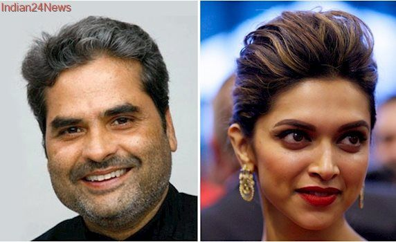Vishal Bhardwaj is all praises for Deepika Padukone who is starring in his next opposite Irrfan Khan