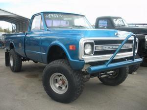 1969 Chevrolet C20  - LITTLEROCK CA