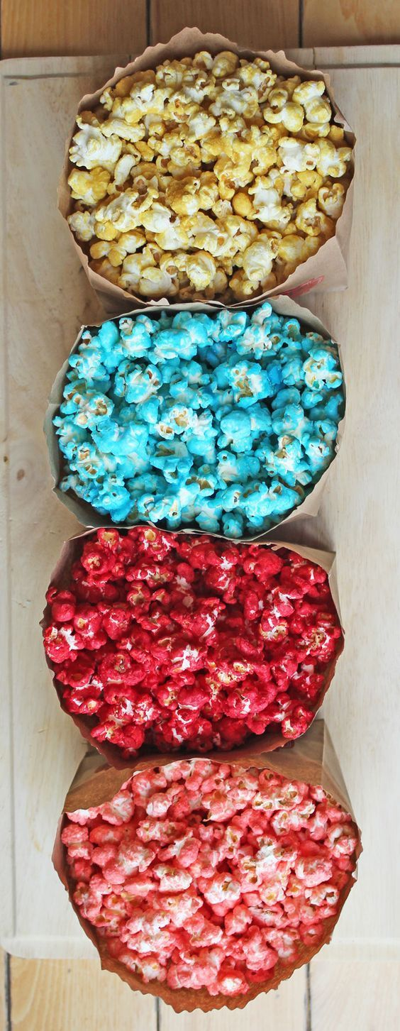 Candy Flavored Sugar Popcorn! Cinnamon Red Hots, Bubble Gum and Root Beer Barrel!