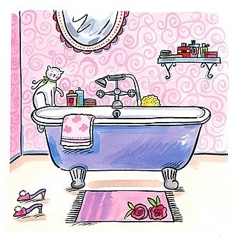 Awesome Websites Sophie Harding Home Sweet Home IV what girly girl does ut love a good soak in a bath with bath salts and good smelling scents
