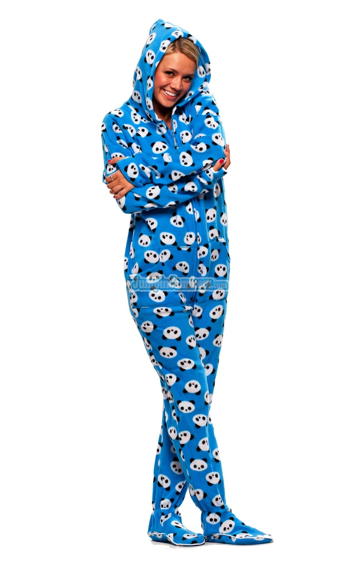 17 Best images about Adult footed pj's on Pinterest | Pajamas ...