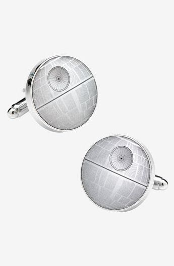 Cufflinks, Inc. 'Star Wars™ - Death Star Blueprint' Cuff Links | 21 Special Gifts For The Special Guy In Your Life