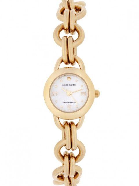 Pierre Cardin Gold Watch //  5515