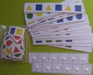 Patterning, For related pins and resources follow http://www.pinterest.com/angelajuvic/aba-therapy-info-resources/