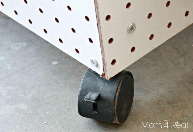 Make Your Own Portable Tool Storage / Organization Caddy