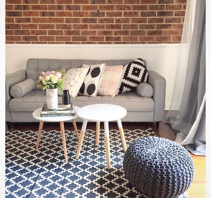 Kmart Round Side Table RRP $29