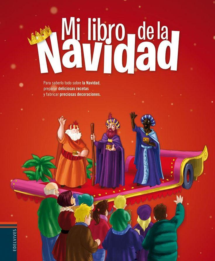 """""""Mi libro de la Navidad"""" - Varios autores (Edelvives) #navidad"""