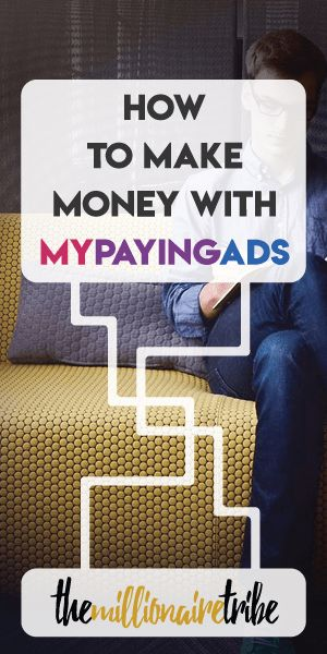 MyPayingAds Review will give you an insight into how the program works and also help you make the decision if it's really for you.