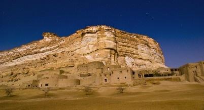 Aussergewöhnliche Hotels: Siwa Oase Adére Amellal, Felsenoase: Amellal Oasis, Adere Amellal, Siwa Oasis, Amellal Eco Hotel, Egypt, Hotels