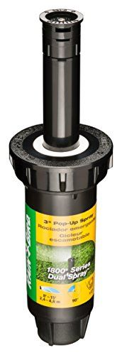 """Best price on Rain Bird 1803DSQ 3"""" Professional Dual Spray Pop-Up Sprinkler, 90° Quarter Circle Pattern, 8' - 15' Spray Distance  See details here: http://bestgardenreport.com/product/rain-bird-1803dsq-3-professional-dual-spray-pop-up-sprinkler-90-quarter-circle-pattern-8-15-spray-distance/    Truly a bargain for the brand new Rain Bird 1803DSQ 3"""" Professional Dual Spray Pop-Up Sprinkler, 90° Quarter Circle Pattern, 8' - 15' Spray Distance! Have a look at this low priced item, read buyers'…"""