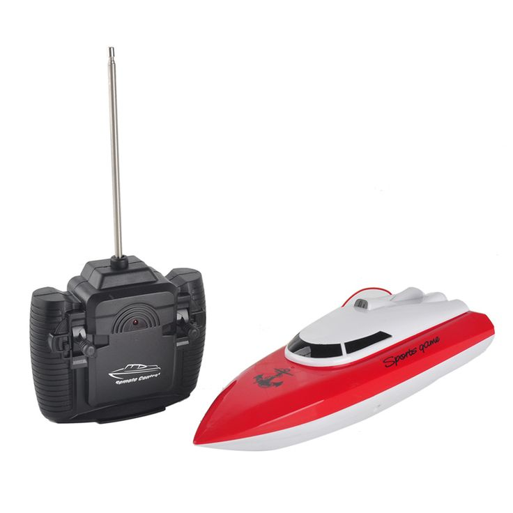 Funning charging outdoor toys remote control toys rc boat 4 Channels Waterproof Mini speed boat Airship gifts for girls boy //Price: $38.00      #electronics