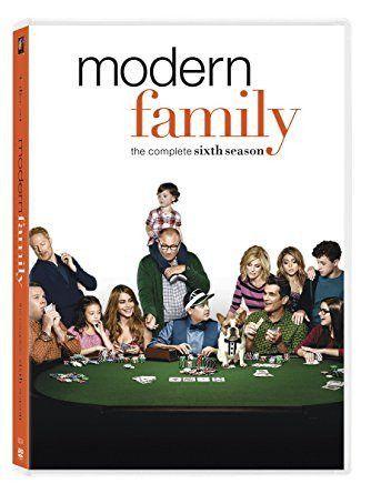 Modern Family Season 6 (DVD)