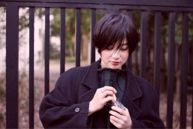 女をシンプル美しく昇華させるショートヘアスタイル集♡大人髪を選りすぐり! 【HAIR】