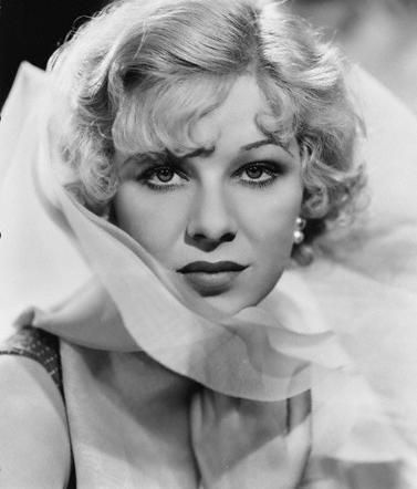 Glenda FARRELL (1904-1971) * AFI Top Actress nominee. Notable films ~ Mystery of the Wax Museum (1933); Gold Diggers of 1935 (1935); Gold Diggers of 1937 (1936); Little Caesar (1931); The Talk of the Town (1942). Mostly played supporting roles, but best remembered as a hard-boiled, fast-talking (she was able to speak 390 words in a minute) reporter Torchy Blaine in the film series of the same name.